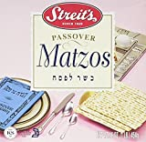Streit's Passover Matzos Kosher For Passover 16 oz. Pack of 6.