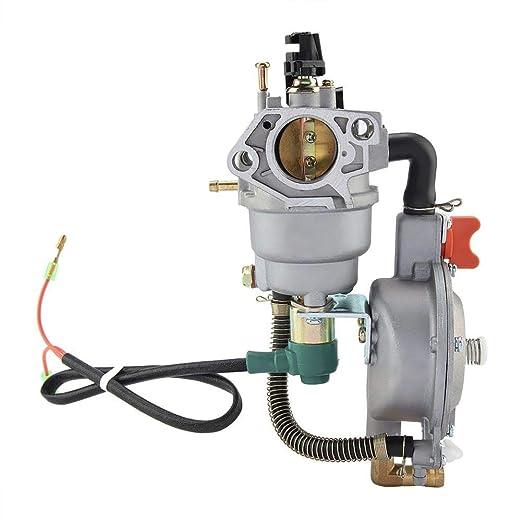 Garosa Generador de Motores de carburador de Gas, Limpiador ...