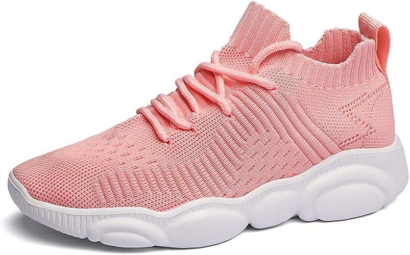 Kids Boys Girls Children Mesh Trainers Sneakers Running Comfort Sports Shoes New