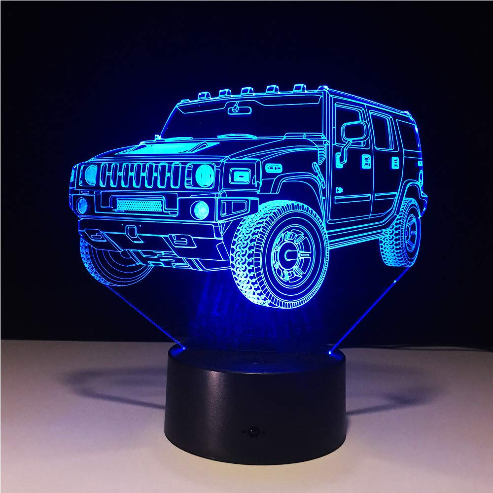 Amazon com: Shuangklei Worldwide Novelty Gifts Cool SUV Car