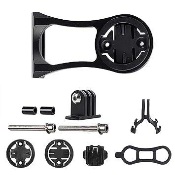 Teabelle - Soporte para Linterna de Bicicleta Compatible con Garmin ...