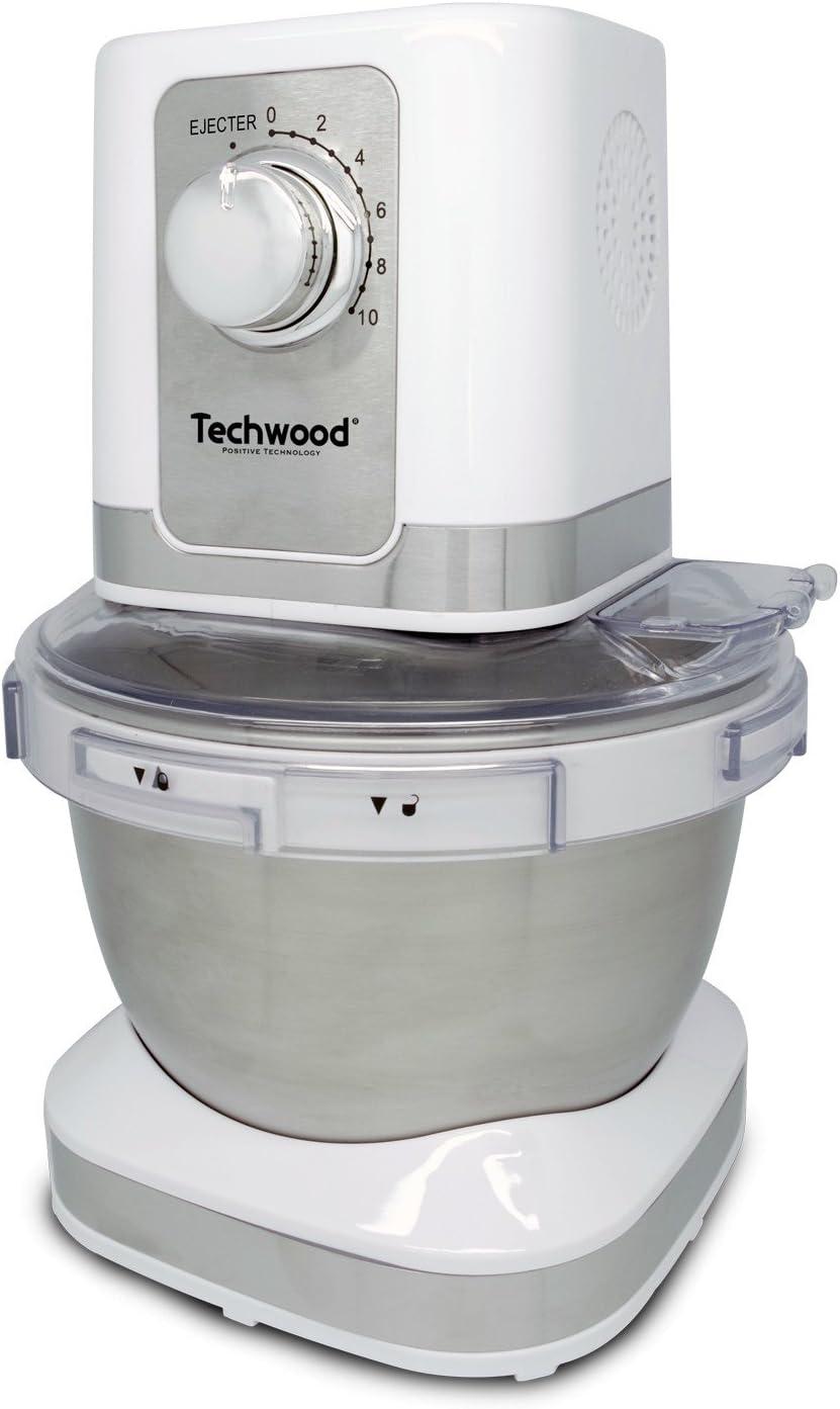 Techwood-Panificadora TRO 4500-Robot de cocina: Amazon.es: Hogar