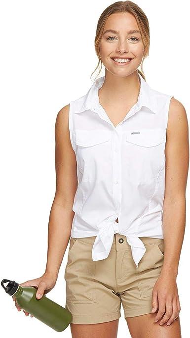 Columbia Silver Ridge™ Lite Sleeveless Shirt Silver Ridge Lite sin Mangas Mujer
