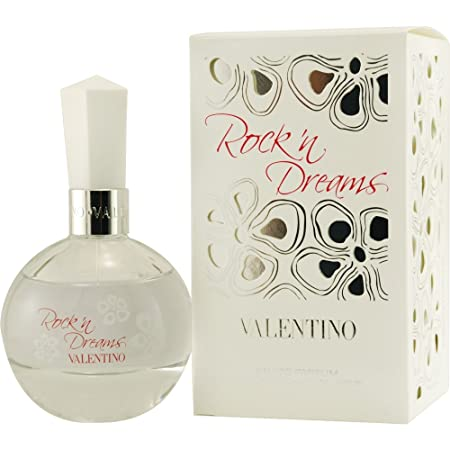 Valentino Rock N Dreams Eau De Parfum Spray for Women, 3 Ounce