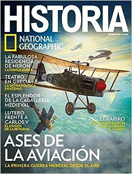 National Geographic. Historia. Octubre 2017 - Número 166: Amazon.es: Vv.Aa: Libros