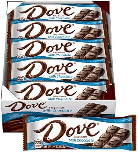 Chocolate Candies: Dove Bars