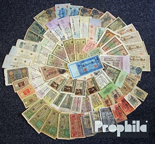 Prophila Collection alemán Imperio 75 Diferentes Billetes (Billetes para los coleccionistas): Amazon.es: Juguetes y juegos