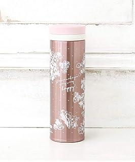 c5b04c1c152f9 [ アフタヌーンティー リビング ] AfternoonTea LIVING サーモス/フラワーアートスクリューライトボトル 500ml ピンク