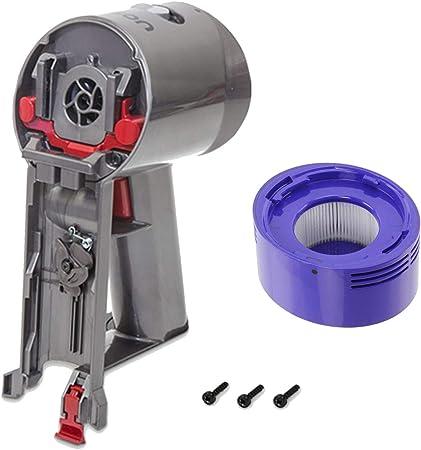 DYSON V8 Total Clean Absolute - Aspiradora principal + filtro HEPA postmotor: Amazon.es: Hogar