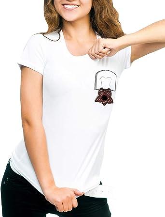 Camiseta Stranger Things Mujer, Camiseta Stranger Things Niña ...
