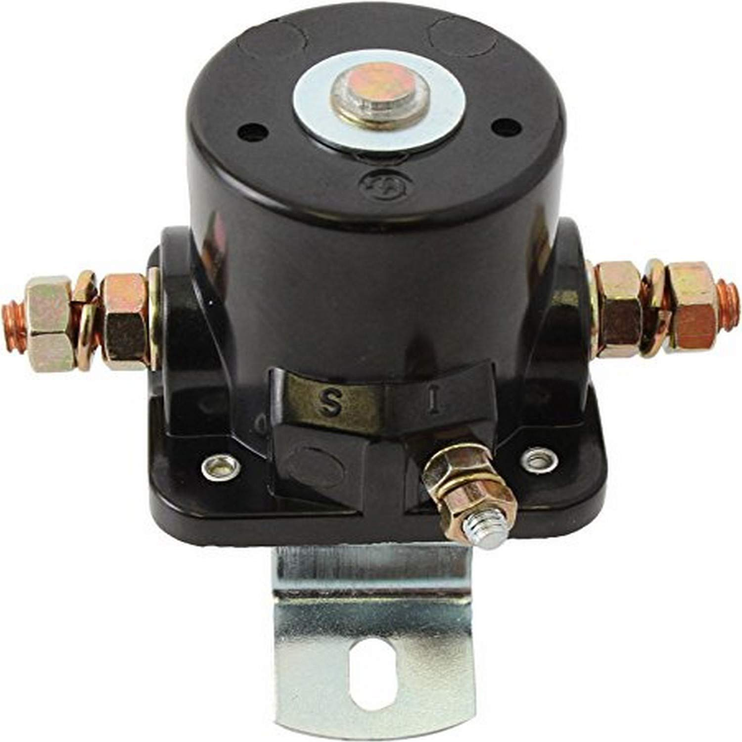 DB Electrical SFD6025 New Solenoid Relay Compatible with/Replacement for 12 Volt Ford 2N 8N 9N Tractor 8N-11450, Sw218, Sw355 10-FO218-12V 7-1023-12V 240-14008
