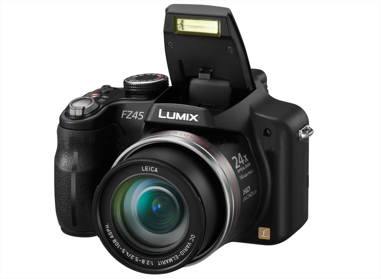 Panasonic Lumix Dmc Fz45eg K Digitalkamera 3 Zoll Kamera Nikon Coolpix L340 Paket