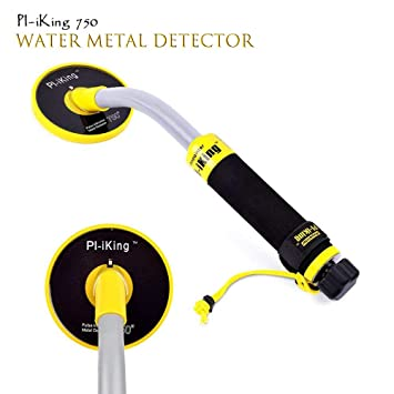 TOPQSC 750 - Detector de Metales bajo el Agua con indicador de Vibraci¡§n y