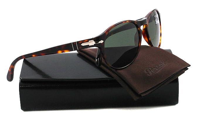 946ea2ffc4e Persol Women s PO2931S-24 31-53 Tortoiseshell Oval Sunglasses ...