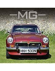 MG Calendar 2019