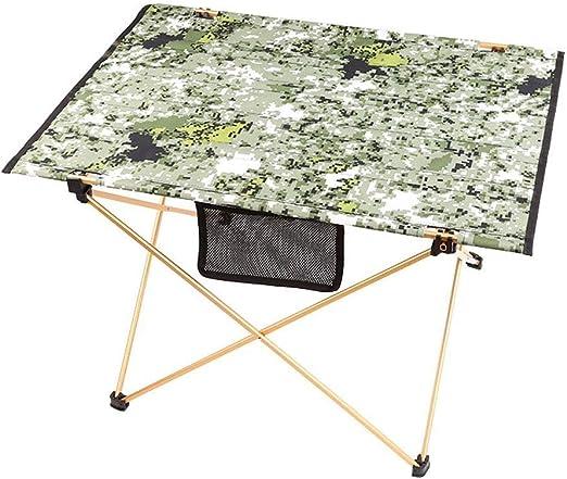 Mini Picnic Tavolo Pieghevole Lega di Alluminio Portatile