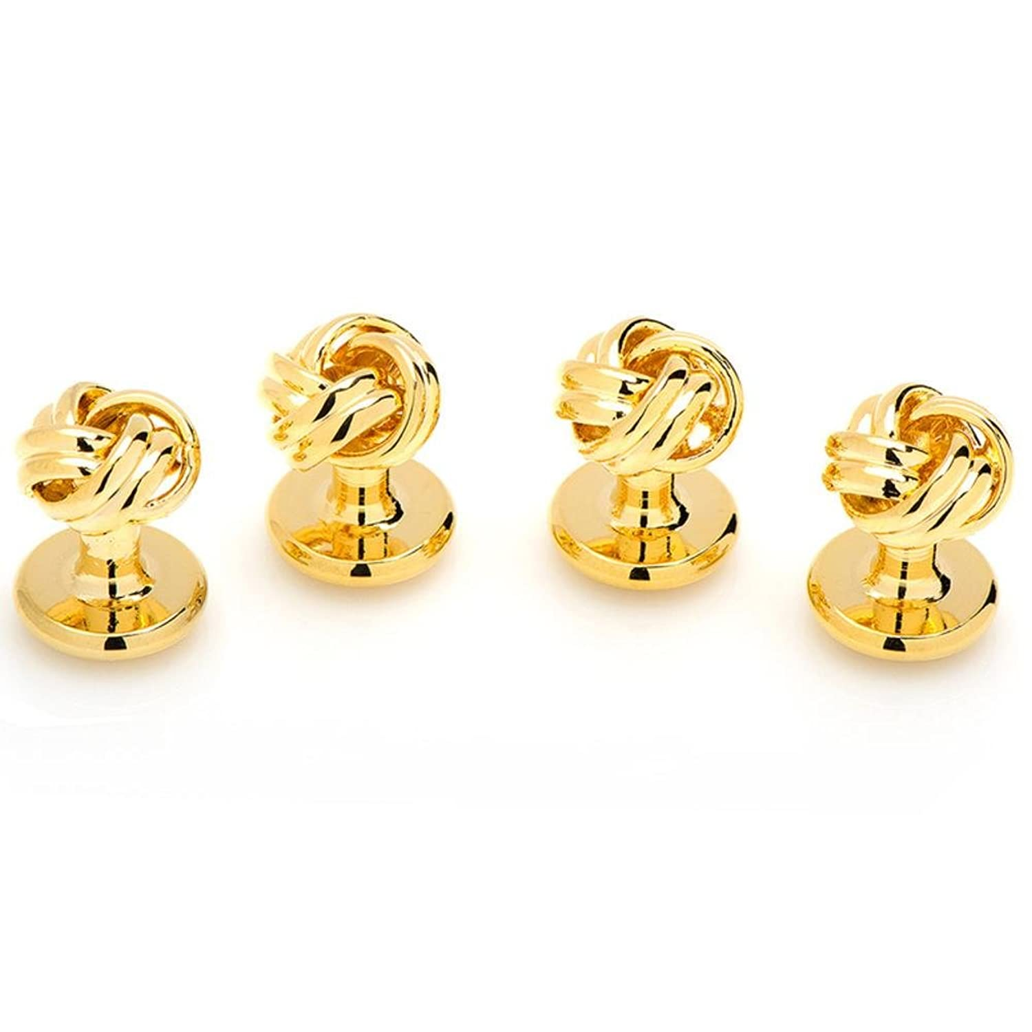 Ox & Bull Trading Co. Men's Knot Studs GS