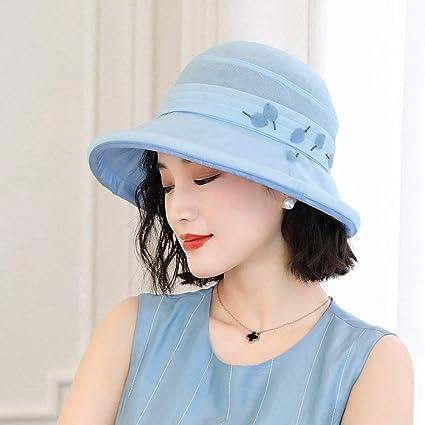 9221728e9 Amazon.com: TY BEI Hat - Women's Summer Sun Visor Outdoor UV ...