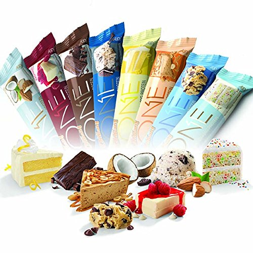 Oh Yeah! One Protein Bars Variety Pack, 12 Bars, Various Flavors - Best Tasting Protein Bars, Superior to Quest Bars, Contains Isomalto Oligosaccharides, High Fiber, High Protein, Great Healthy Snack (Quest Cookies And Creme compare prices)