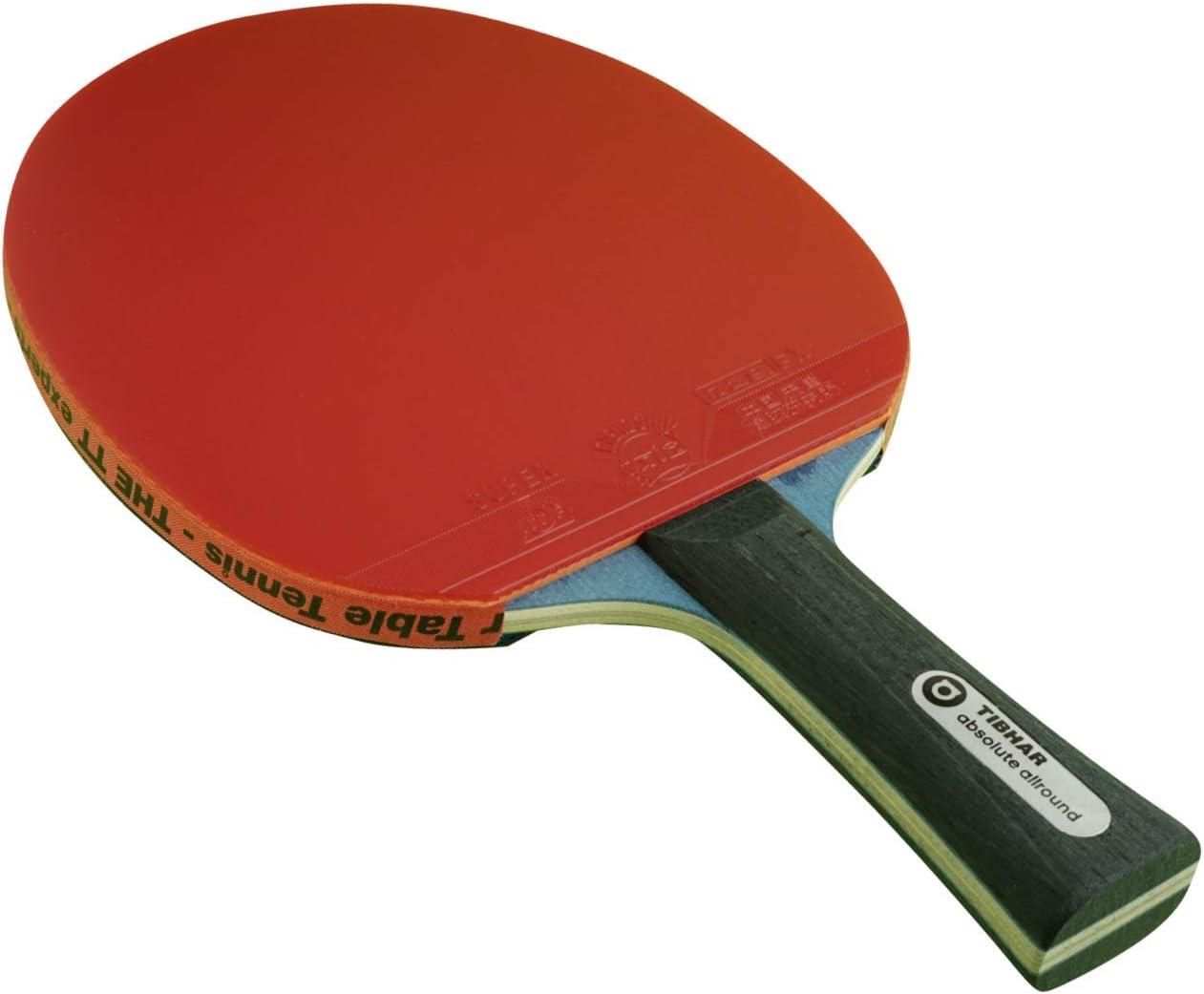BRIBAR Winning Loop - Bate de Tenis de Mesa y Funda