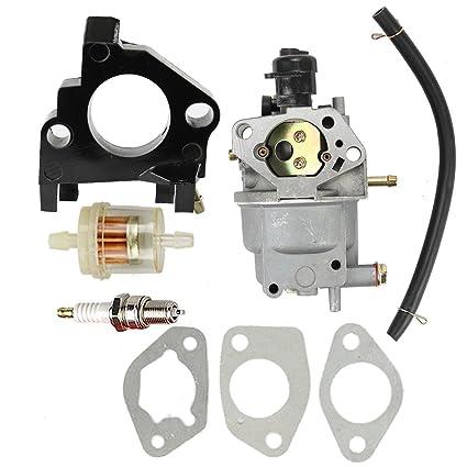 Amazon.com: Panari carburador + filtro de combustible Junta ...