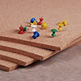 Natural Cork Sheet 4' x 6' x 1/2 inch thick - Thickest available