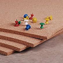 Manton Natural Cork Sheet 4' x 6' x 1/2 inch thick