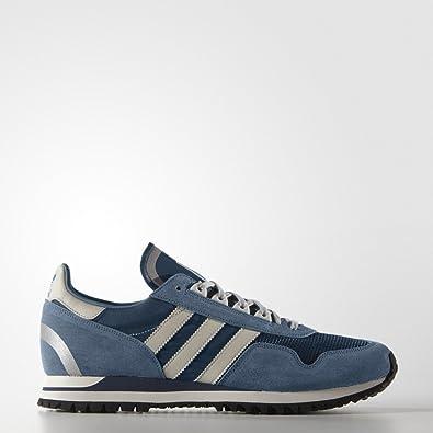 Adidas Zx 400 Spzl, Notte Marine / Talco / Bluebird, 10, 5: