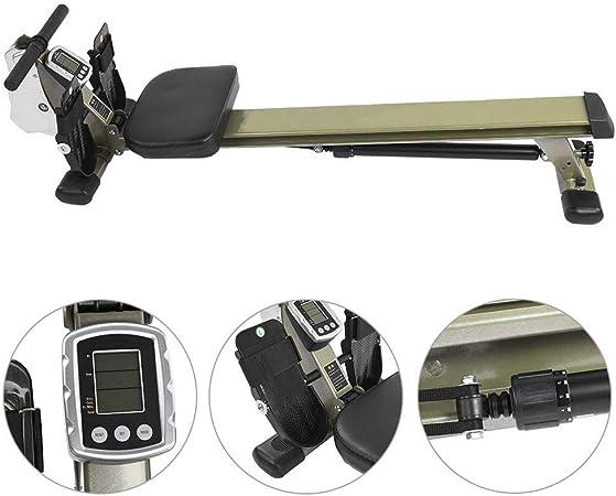 con Panel de Instrumentos Inteligente Remo de Interior Ausla M/áquina de Remo hidr/áulica