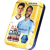 $24 » Champions League 2019-20 Topps Match Attax Cards - Mini Tin (42 Cards + Limited Edition Card)