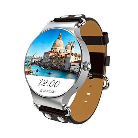 JASZHAO 3G Smartwatch Phone Android 5.1 1.39 Pulgadas ...