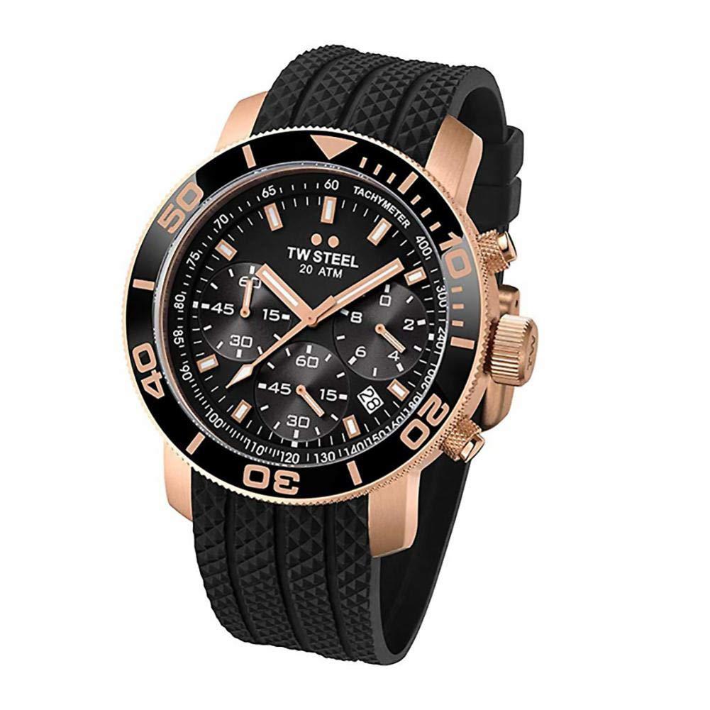 TW Steel Grandeur Quartz Male Watch TW702 (Certified Pre-Owned)