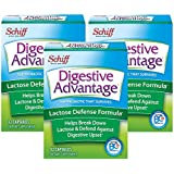 Digestive Advantage Lactose Defense - Breaks down lactose to defend against digestive upset, 96 Capsules (3 packs of 32ct)