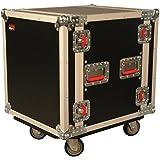 Gator 12U, 24-Inch Deep Audio Road Rack Case with Casters (G-TOUR12UCA-24D)