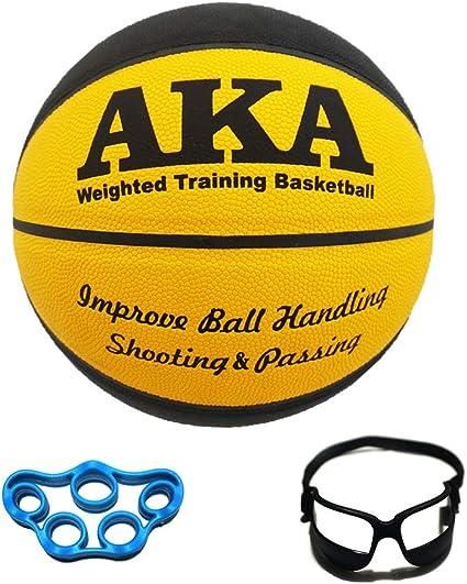 AKA - Juego de Entrenamiento de Baloncesto con Peso, Incluye Gafas ...