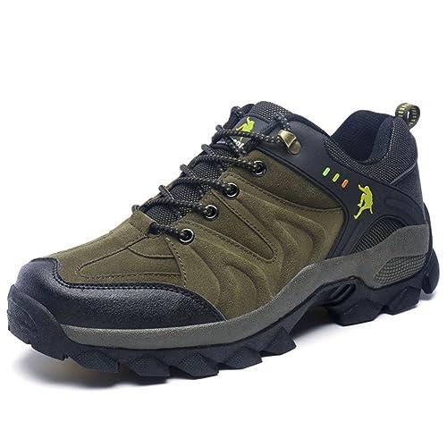 Zapatos de Trekking Montaña Escalada Calzado Deportivo Hombre: Amazon.es: Zapatos y complementos