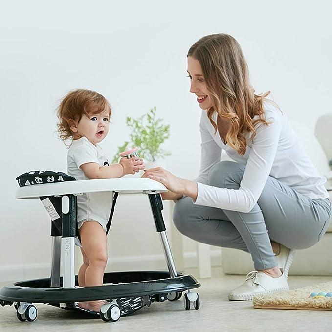 Amazon.com: Yyqtyec - Carrito para bebé con ruedas ...