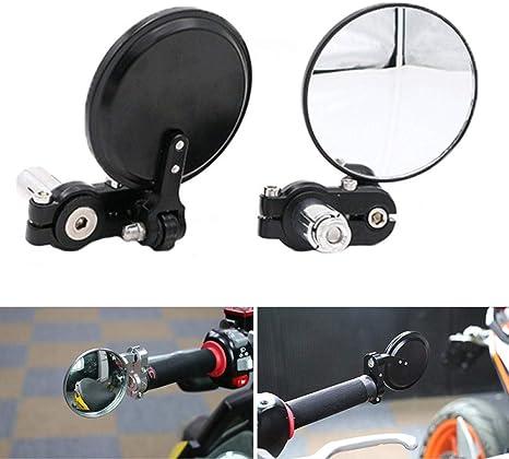 LKXOOD Ciclismo Montar Bicicleta Bicicleta Reflector Espejo 360 ...