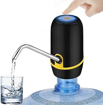 ZSMPY Bebidas - Beber Bomba De Agua Eléctrica De Carga -USB ...