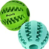 Best Dog Teething Toys Balls Durable Dog IQ Puzzle Chew Toys for Puppy Small Large Dog Teeth Cleaning/Chewing/Playing…