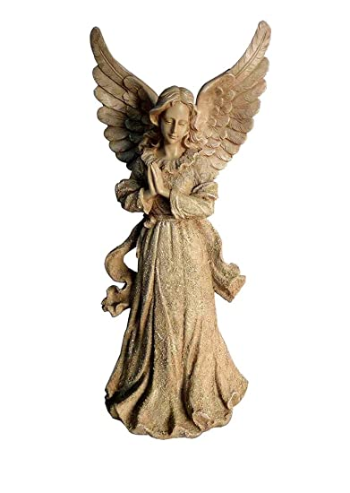Hi-Line Gift LtdPraying Angel Statue