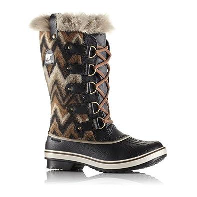 Sorel Tofino Boot - Womens Black Chevron 6.5