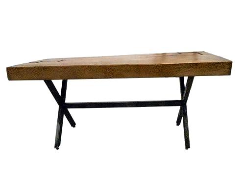 Tavolo Rustico Per Esterno.Rustic Table Rustikaler Tisch Tavolino Rustico Soggiorno O Per