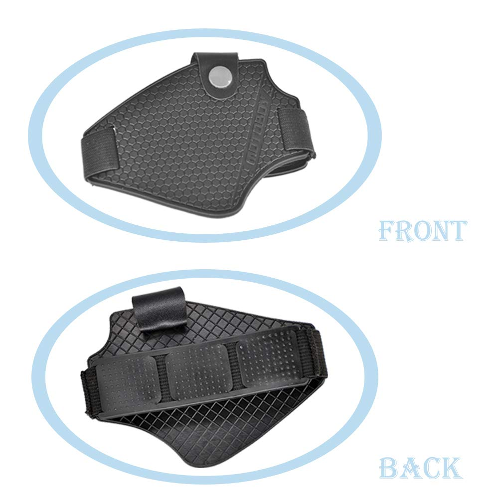 Shifter Accessories for Shoes,Motorcycle Boots Protector for Men//Women by MOTO-BOY