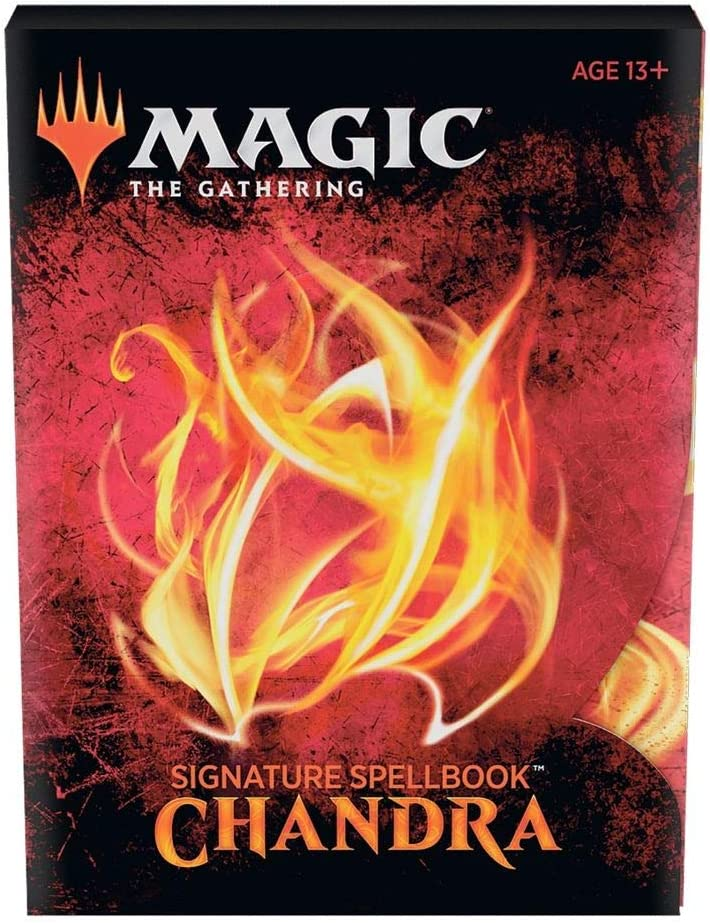 Amazon.com: MTG Magic The Gathering Signature Spellbook Chandra Limited  Edition Set - 9 Cards: Toys & Games