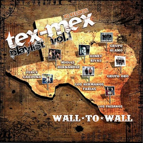 (Tex Mex Playlist, Vol.1 )