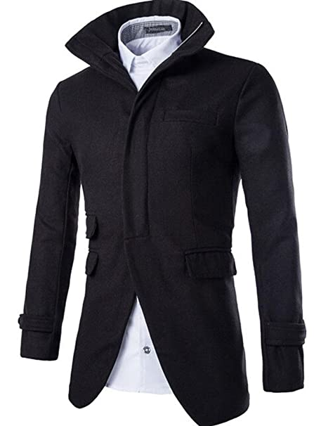 Jeansian Moda Chaqueta Abrigos Blusas Chaqueta Hombres Mens Fashion Jacket Outerwear Tops Blazer 9344: Amazon.es: Ropa y accesorios