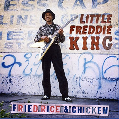 Vinilo : Little Freddie King - Fried Rice & Chicken (LP Vinyl)