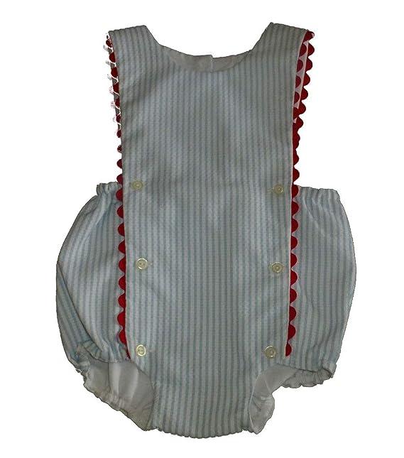MANUELA TABERNERO Mod: Irene Ranita para bebé: Amazon.es: Ropa y accesorios