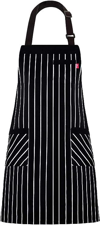 Peplum Style Apron Women/'s Apron Dress Apron Stylish Apron